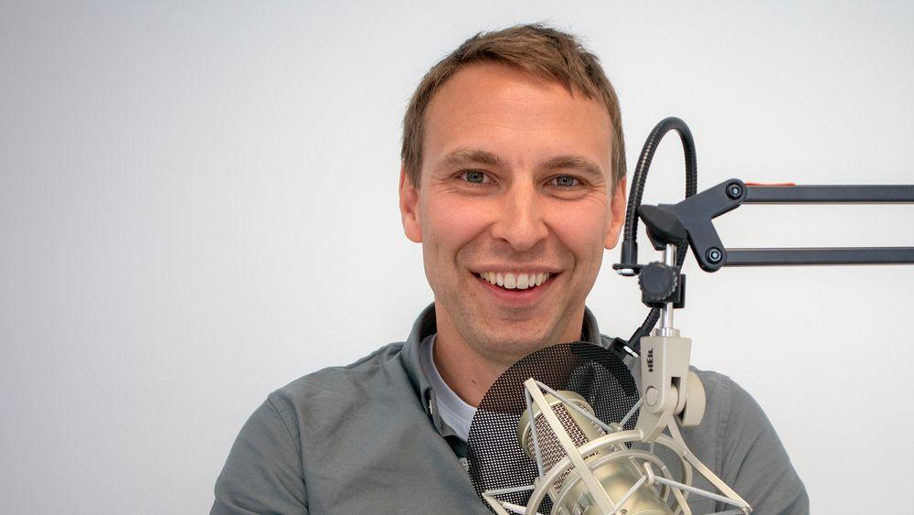 Andreas Sulejewski i Neptune software er gjest i ukens podcast.