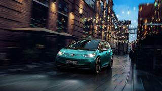 Tre elektriske nyheter fra VW: ID.3, ny eUp og en gammel elektrifisert boble