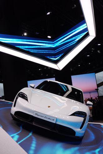 3000 nordmenn har betalt depositum for å sikre seg Porsches første elektriske sportsbil.