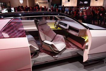 Hyundai 45 - en elbil du neppe kommer til å ha foran deg i morgenrushet.
