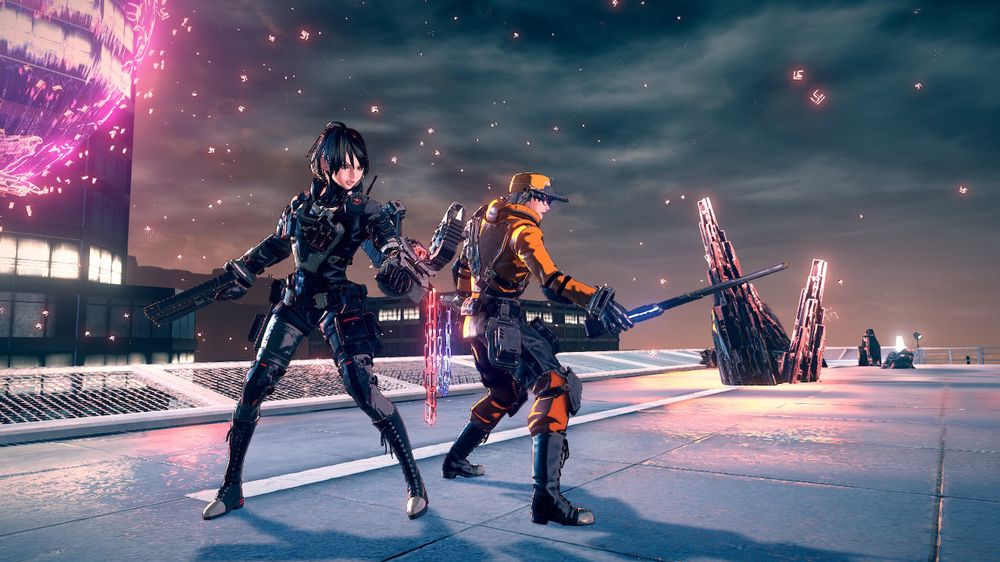 ANMELDELSE: Astral Chain