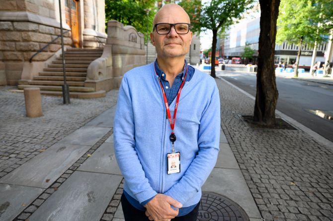 Rolf Sønstelie, VG.