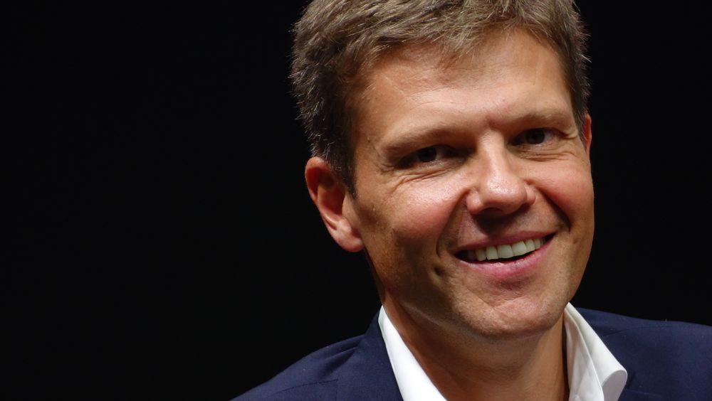 Dr. Stefan Weckbach har vært prosjektleder for utviklingen av Taycan.