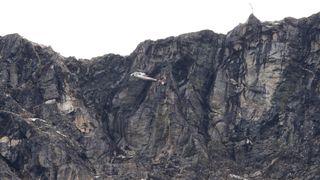 54.400 kubikkmeter raste ut i skredet på Veslemannen