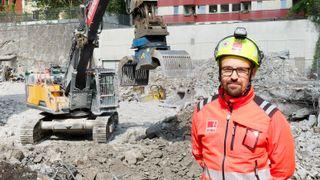 Andelen betong som ble sendt til gjenvinning, forsvant nærmest i løpet av 1 år. Nå vil myndighetene senke kravene