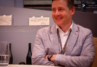 - Det viktigste for oss er interaksjonen mellom menneske og maskin, sier David Twohig, teknisk leder for Byton.