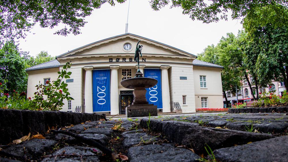 Oslo Børs starter uka med oppgang – takket være kraftig økning i aksjene i oljesektoren