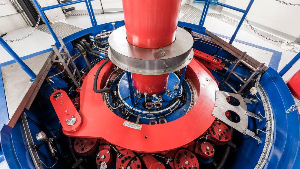 Det nye kraftverket i Lysebotn innerst i Lysefjorden får 15 prosent mer energi ut av de samme vannmagasinene.