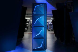 Z15 kan leveres med inntil 12 prosent flere prosessorkjerner og 25 prosent mer minne enn forgjengeren, Z14.