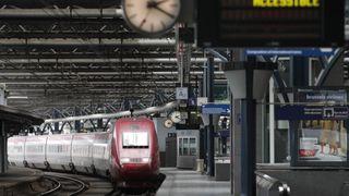 KLM erstatter flygninger mellom Amsterdam og Brussel med tog