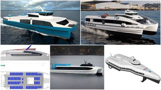 DNV GL: Kostnadene for hurtigbåter med nullutslipp blir undervurdert