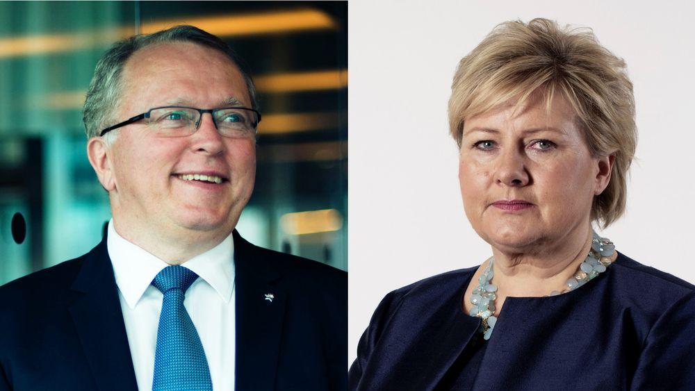 Når Equinor nå har inngått en rekke intensjonsavtaler om karbonlagring, øker presset på regjeringen: Nå gjelder det å trå til, skriver Ole Petter Pedersen i denne kommentaren.