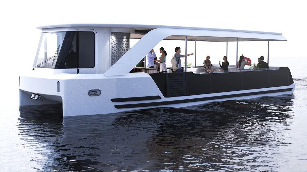 – Vi har gjort en del valg for å gjøre den mest mulig brukervennlig. Vi har begrenset lengden til 12 m, og designkonseptet er i «ikea-stil». Det betyr at selskaper i fremtiden kan produsere delene og sende komponenter i en 40 fots container med skip, sier prosjektleder Moez Jomâa i Sintef Industri.