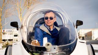 Podbike-gründeren solgte hytta, bilen og båten: Nå er den unike velomobilen klar for testproduksjon