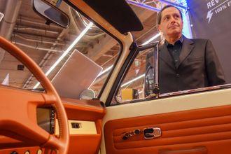 - Bilene må være like pålitelig som nye elbiler, sier Martin Ecevedo fra eClassics.