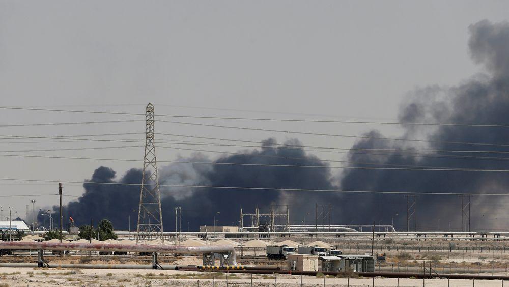 Lørdag skapte 10 droner overskrifter verden over, da de i et koordinert angrep rammet Abqaiq – verdens største oljeanlegg – og Khurai-oljefeltet i det østlige Saudi-Arabia.