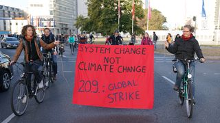 Budsjettlekkasje: Sju milliarder til klimatiltak