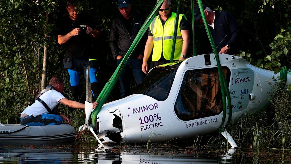 TU kunne torsdag fortelle at selv leverandøren av Avinors elfly advarer om at flymotoren kan stoppe uten forvarsel.