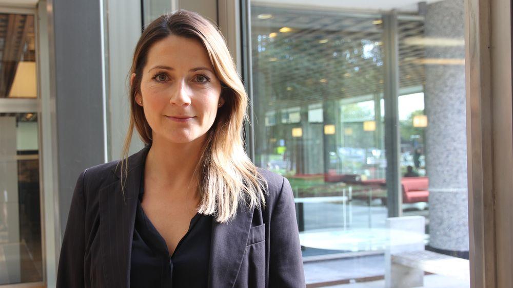 Karoline Skaar Amthor mener vil at myke verdier skal få større plass i stål og betongkonstruksjonene i havbruksnæringen.