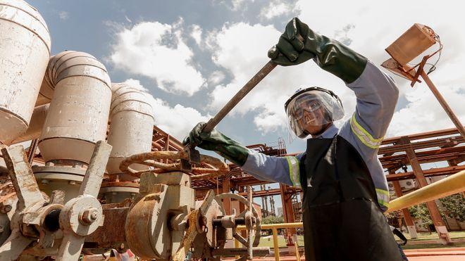 Domstol opphever forbud mot Hydros nye slamdeponi i Brasil – ett formelt hinder gjenstår