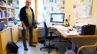 Bengt Engan, førsteamanuensis og studieprogramansvarleg for bachelor i journalistikk ved Nord universitet i Bodø.