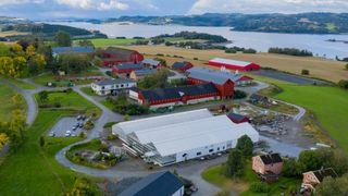Denne gården vil bli den første i Norge uten utslipp av klimagasser