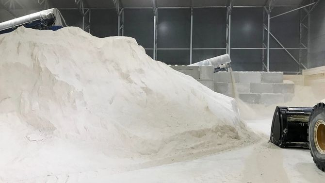 Entra Obos Norsk Gjenvinning samarbeid trevirke betong Oppbruk Horn Osmundsen Siraj