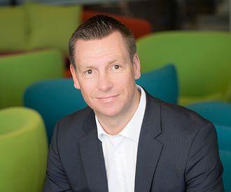 Morten Meier, direktør for løsningssalg i Microsoft Norge.