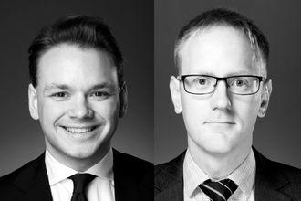 Advokatfullmektigene Christian Werner Skovly og Jarle Langeland, Advokatfirmaet Føyen Torkildsen AS.