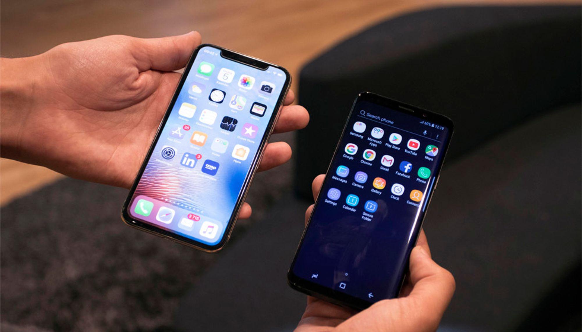 BRANDSTORY: Apple versus Samsung: Vi knuser mytene