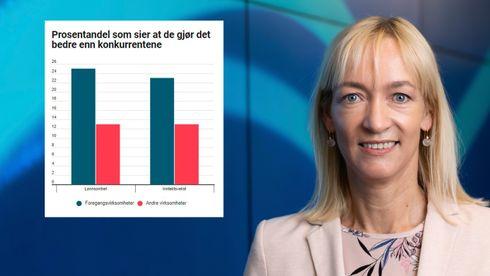 IBM-rapport: Flere kvinner i ledelsen hos lønnsomme bedrifter