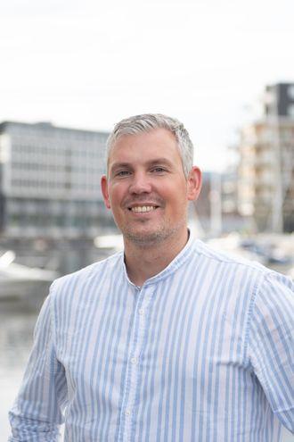 Daglig leder i Fixrate, Brynjar Ellingsen