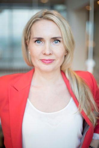 Camilla Bakjord, markedsdirektør (CMO) i Sysco.