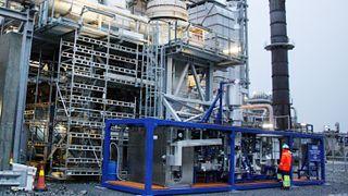 DNV GL: Maritim sektor vil trenge 18.000 tonn hydrogen i 2023