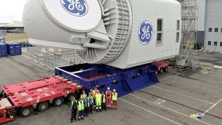 Norske forskere lager en virtuell vindmølle som skal få det beste ut av framtidens gigantiske vindturbiner