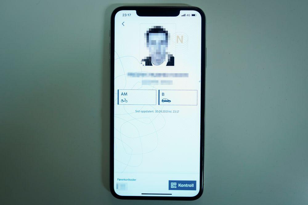 Ulik gyldighet på ditt fysiske og digitale førerkort?