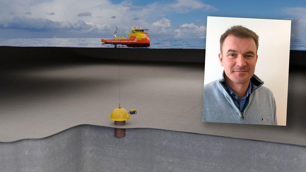 New Subsea Technology har designet et produksjonsanlegg til havbunnsbrønner som bygges ferdig på land.