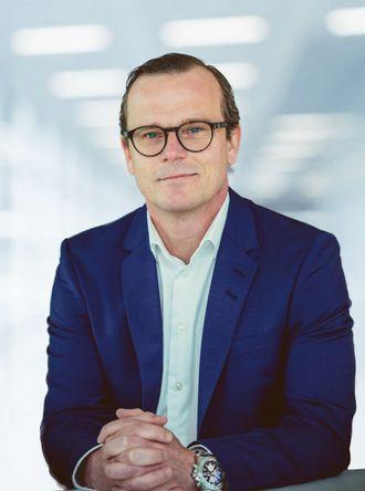 Fredrik Olsson, nordendirektør og leder for NTT Norge.