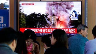 Nord-Korea kan ha testet oppskytning fra ubåt for første gang