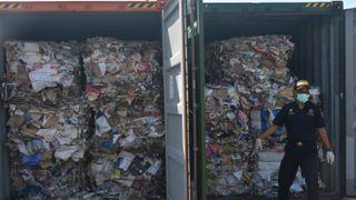 Dansk plast i Asia sjokkerer politikere: «Helt uakseptabelt og svært bekymringsfullt»