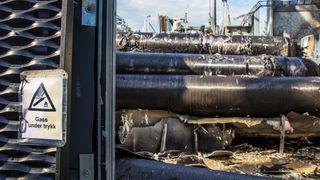 Ny DSB-rapport etter hydrogeneksplosjonen i Sandvika hevder anlegget aldri ble testet ordentlig
