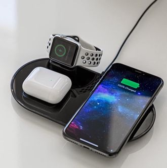 Mophie 3-in-1 wireless charger..