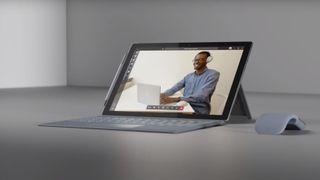 Dette er Surface Pro 7 – og Microsoft slipper også et helt nytt, syltynt nettbrett med LTE