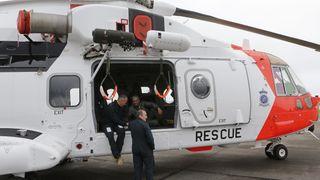 Forsinkelsen fortsetter for de nye redningshelikoptrene: AW101 kan bli tatt i bruk to år senere enn planlagt