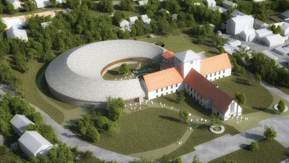 Kunnskapsdepartementet bevilger 35 milliarder til nye vikingsskipsmuseum i 2020. Totalt er prosjektet beregnet å koste 2,4 milliarder kroner.