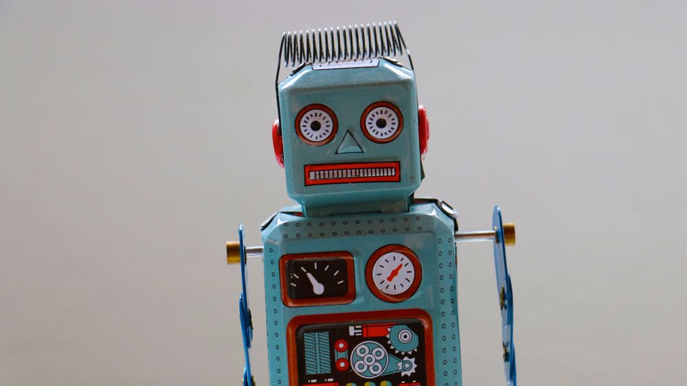 robot, kunstig intelligens, ai, maskinlæring, ml