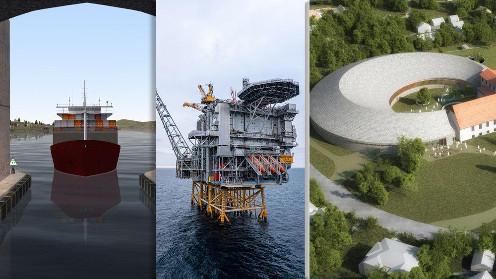 Ny skipstunnel lagt på is, sprekk i Martin Linge-prosjektet og nytt vikingmuseum er noe av innholdet i statsbudsjett 2020.