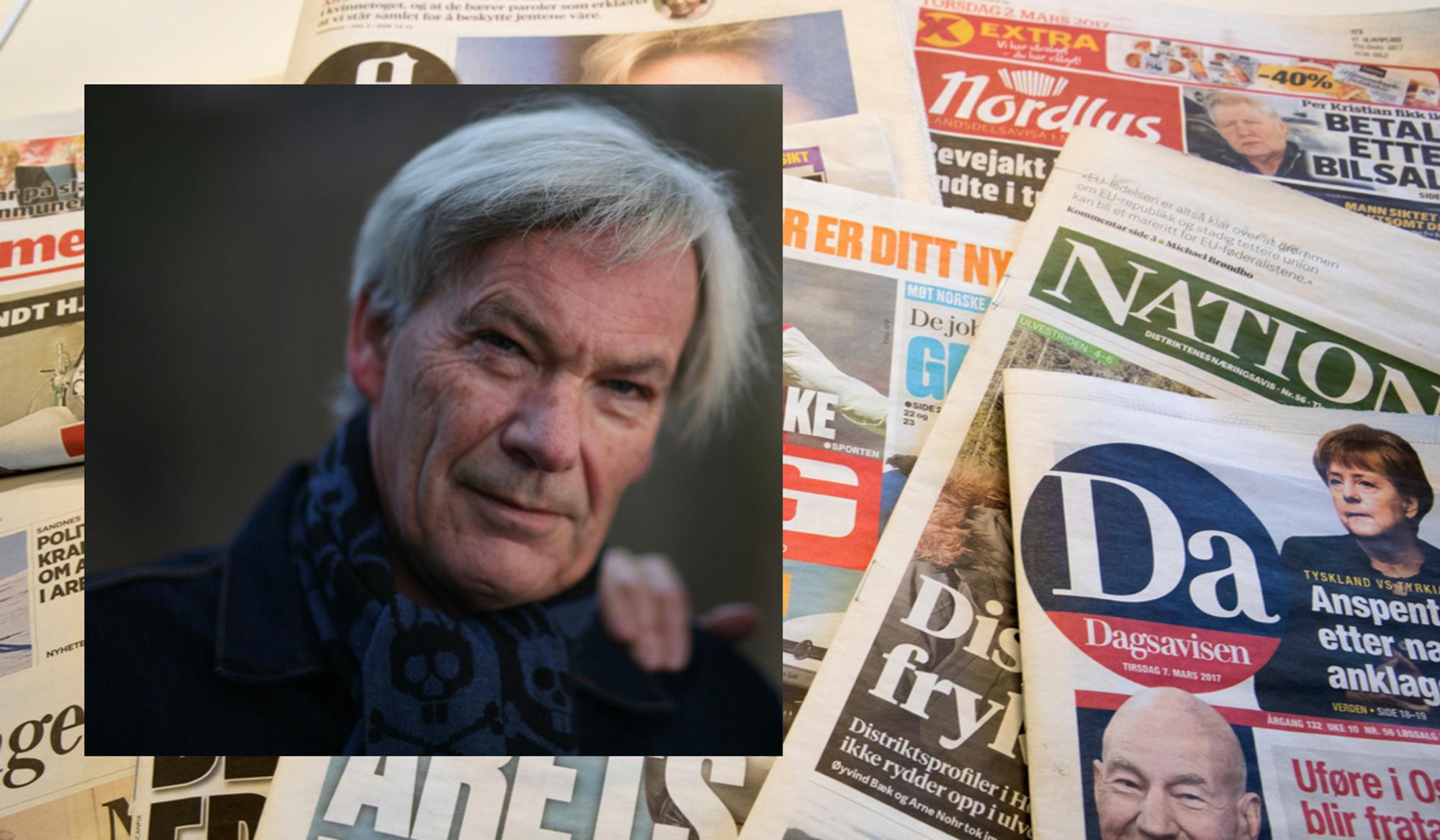 Avisene har aldri vært mer avhengig av staten enn nå