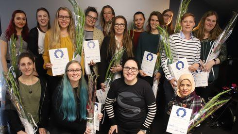 Pris til kvinner i tech: Disse har fått Patricia Aas-prisen
