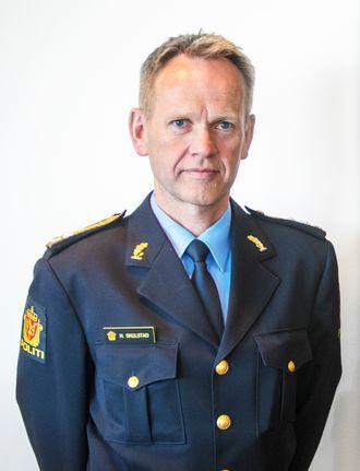 Assisterende politidirektør Håkon Skulstad.